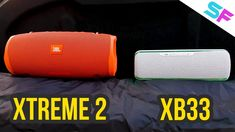 Sony SRS-XB32 vs JBL Xtreme 2 Extreme Bass Test