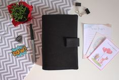Planner argolado - Organize-se com um planner!  #planner #plannerlove #plannergirl #black