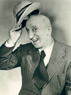 "The Jimmy Durante Show.....His jokes about his nose included referring to it as a ""Schnozzola"".....""Inka Dinka Doo"""