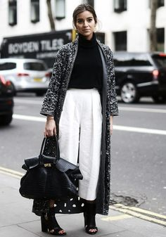 Fall Street Style Outfits to Inspire Fall Street Style fashion week Street Style Outfits, Look Street Style, Street Style Trends, Autumn Street Style, Street Chic, Street Styles, Street Snap, Street Look Fashion, Paris Street
