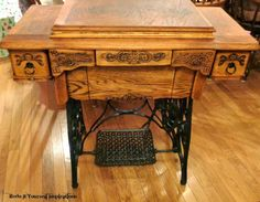 Furniture revivals, repurposing, upcycling and refinishing. DIY Home & Garden and Decorating.