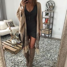 Fall outfit #Dress