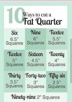 Ideas Machine Quilting For Beginners Tutorials Fat Quarters For 2019 Quilting For Beginners, Quilting Tips, Quilting Tutorials, Machine Quilting, Quilting Projects, Quilting Designs, Sewing Projects, Sewing Tips, Beginner Quilting