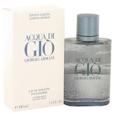 Acqua Di Gio Blue Edition by Giorgio Armani