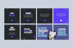 Social Media Poster, Social Media Content, Social Media Design, Design Thinking Process, Systems Thinking, Web Design, Website Design Layout, Instagram Design, Instagram Posts