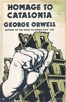 Homage to Catalonia is George Orwell's personal account of his experiences and observations in the Spanish Civil War. The first edition was published in 1938