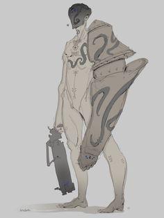 Character Creation, Fantasy Character Design, Character Design Inspiration, Character Concept, Character Art, Character Sketches, Character Design References, Character Illustration, Creature Concept Art