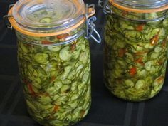 Relish de Pepinos – para acompanhar os seus hambúrgueres e… / Relish of cucumbers - to accompany your burgers and ...