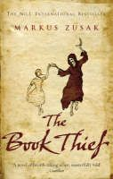 The story of a young girl living in Nazi Germany. The novel is narrated by death. It's both sad and uplifting, beautifully written and haunting.