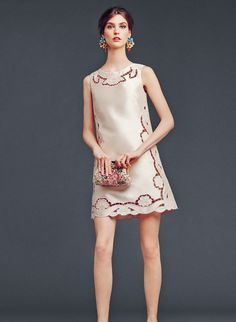 Women's Collection Dolce & Gabbana Fall-Winter 2014-2015
