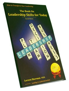 Kindle bestselling author loreen sherman penned the ebook on the book on leadership skills for today how to transform your leadership second edition fandeluxe Ebook collections