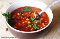 Życie zaczyna się w kuchni : Zupa meksykańska