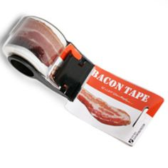 Bacon Tape to hold stuff up