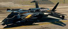 F-69 VTOL l'avion saint row 3