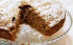 Greek Sweets, Greek Desserts, Greek Recipes, Greek Cake, Sweet Pie, Vanilla Cake, Banana Bread, Food Processor Recipes, Sweet Tooth