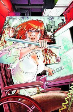 Barbara Gordon - Oracle: The Cure Comic Book Cover Dc Batgirl, Batwoman, Im Batman, Batman Comics, Barbara Gordon Oracle, March Book, December, Lois Lane, Dc Movies