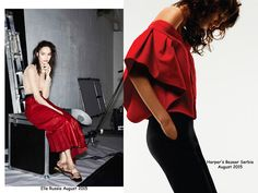 StyleSpectra: Trend Report AW2015 - Seductive Red