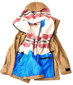 Track Parka by @Katherine Adams McMillan (who is a genius)