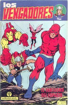 [Debate] Los Orígenes Comiqueros Marvel, DC  y otros en Argentina  Aea3f7c434a7710afef3bce1639f283a