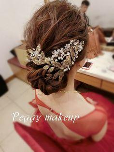 【訂+結造型分享】讓妳仙女下凡的新娘秘書Peggy Zhao - W姊妹會 -WeddingDay 我的婚禮我做主