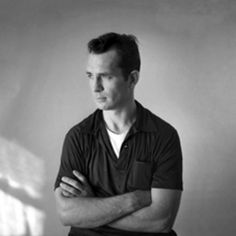 """Jean-Louis """"Jack"""" Kerouac March 1922 – October was an American novelist and poet. He is considered a literary iconoclast and, alongside William S. Burroughs and Allen Ginsberg, a pioneer of the Beat Generation. Allen Ginsberg, Beat Generation, Citations De Jack Kerouac, Jack Kerouac Quotes, Leo Tolstoy, Kurt Vonnegut, Robert Frank, Bob Dylan, Dylan Thomas"""