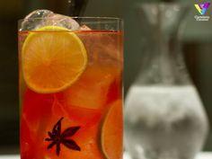 La vie en rose, un cóctel creado por el equipo de Le Cabrera, añejado en barrica para el proyecto Vintage Perfection Cocktails de The Glenrothes.