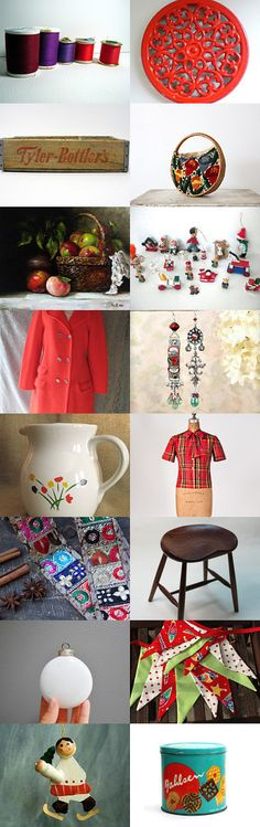 Holiday cheer by Becci M. on Etsy--Pinned with TreasuryPin.com