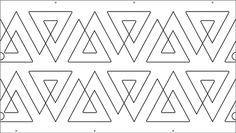 R&S Design: Shop | Category: Pattern Boards - By Designer | Product: PR Take Five
