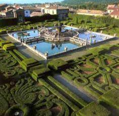 Villa Lante a Bagnaia (Viterbo), Il Parco Più Bello d'Italia 2011!