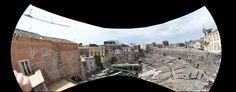 #invasionidigitali #teatroromanocatania #siciliainvasa #igersitalia #igersicilia Diaboliko sguardo di un Invasore Digitale