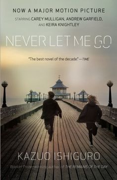 Never Let Me Go. Such a great book!