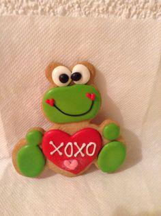 Valentine's Cookies #htvdaybasket
