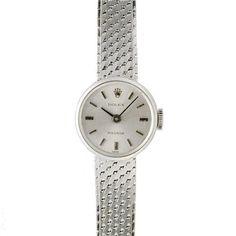 Rolex 【R's】ロレックス18KWGプレシジョン1960年代レディース 時計 Watch Antique ¥278000yen 〆09月22日