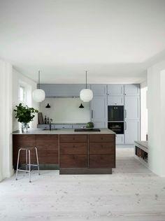 Kitchen Dining, Kitchen Island, Dining Rooms, Kitchen Interior, Let, Vanity, Colours, Interior Design, Bathroom