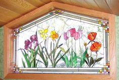 The Vinery Glass Studio for all your stained glass, lampworking, fusing and mosaic supplies and classes Stained Glass Flowers, Stained Glass Designs, Stained Glass Panels, Stained Glass Projects, Stained Glass Patterns, Stained Glass Art, Mosaic Glass, Art Nouveau, Delphi Glass
