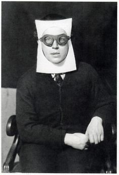 """Man Ray - André Breton // """"L'imaginaire, c'est ce qui tend à devenir réel."""""""