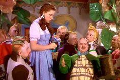 """Judy Garland e a verdade sobre as filmagens de """"Mágico de Oz""""!!!  :'("""