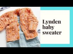 Try a fun way to crochet a baby sweater in vertical rows from one side to the other! The Lynden baby sweater is worked in rows with no increasing or decreasi. Tunisian Crochet Blanket, Crochet Beanie Pattern, Knit Crochet, Free Crochet, Crochet Baby Sweaters, Baby Knitting, Crochet Jumpers, Free Knitting, Baby Girl Crochet