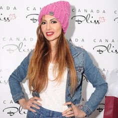 Canada Bliss at #NYFW Dr. Tabasum Mir in new Fall Mezzo Toque www.canada-bliss.com