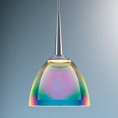 I love this pendant light.