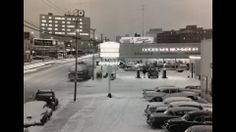 This is from the late 1950s showing Edmonton Motors at Jasper Avenue and 115th Street in Edmonton, Alberta, comes from Darrell on the Vintage Car Showrooms pool on Flickr, and as we can see from the modern-day street view, Edmonton Motors is still around and still selling Chevrolets and Cadillacs. - http://blog.hemmings.com/index.php/2014/02/20/edmonton-alberta-1950s/#sthash.q2fxUJQF.dpuf