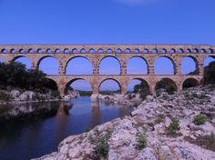 Pont Du Gard - Avignon and Provence day trip from Paris #travel #france