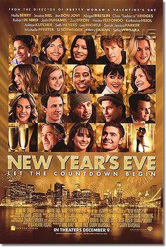 『ニューイヤーズ・イブ(原題:New Year's Eve)』