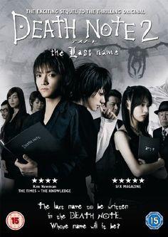 Death Note 2: The Last Name [DVD] [2006]: Amazon.co.uk: Erika Toda, Takeshi Kaga, Shido Nakamura, Tatsuya Fujiwara, Shusuke Kaneko: Film & TV