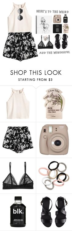 """Little Queenie"" by lolobell-01 ❤ liked on Polyvore featuring Tony Moly, Chicnova Fashion, Fujifilm, Monki, H&M, men's fashion and menswear"