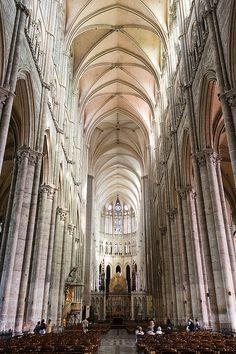 Cathédrale Notre-Dame d'Amiens, France