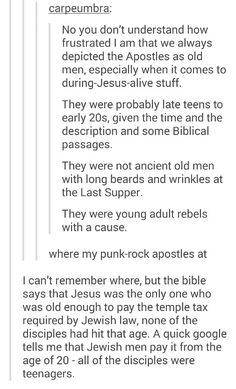 The answer is Jesus Christ Superstar
