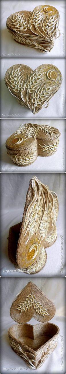 Золотые колосья пшеницы | Страна Мастеров
