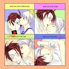 Kiss meme- APH PrussiaxAustria by ~polymonster on deviantART
