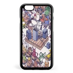 Dance Gavin Dance Acceptance Speech Apple iPhone 6 / iPhone 6s Case Cover ISVE462